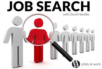 PhDs 05 Job Search - with David Hardtke