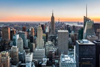 New York Skyline 1000x667