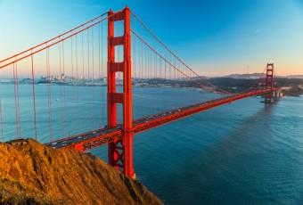 San Francisco Golden Gate 1000x668