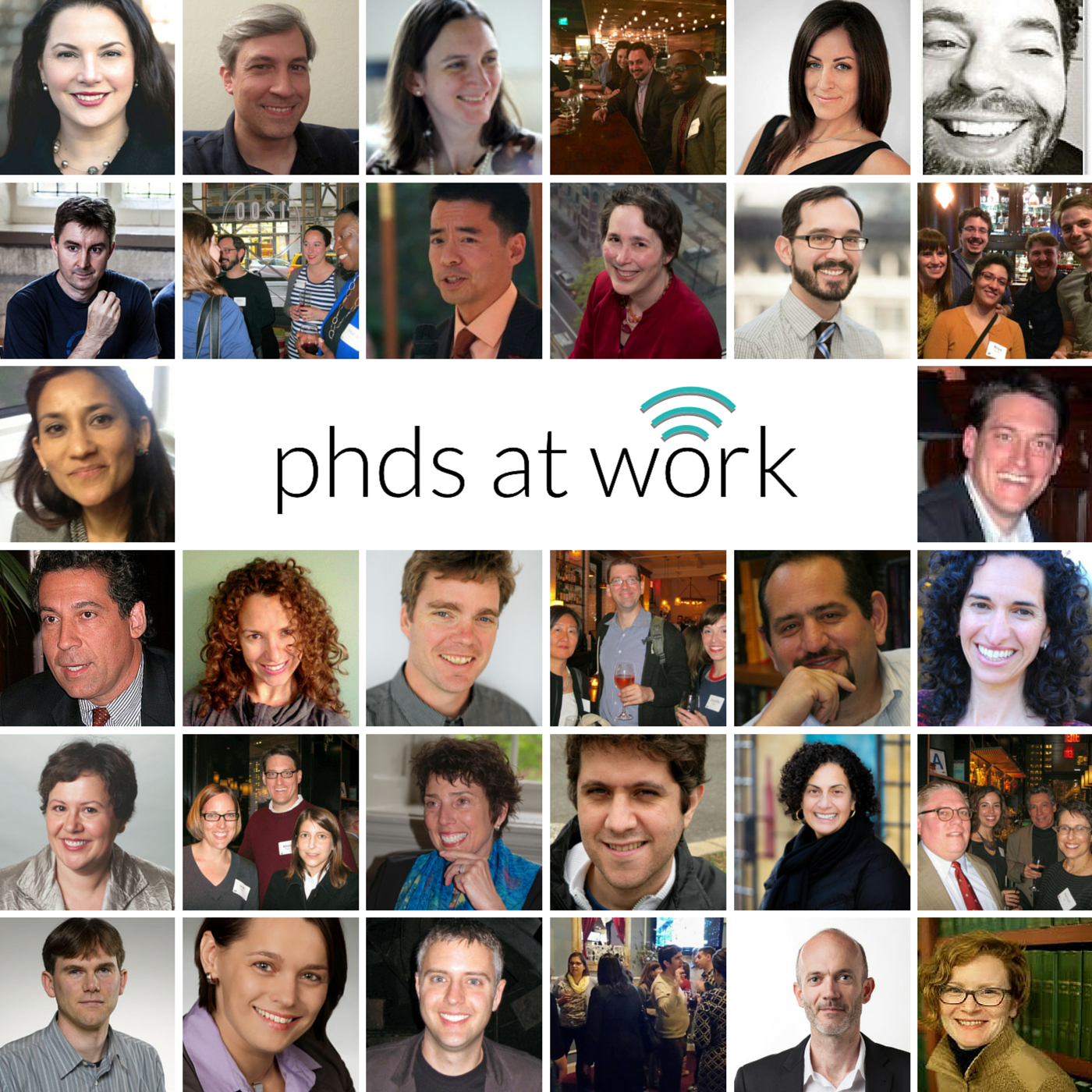 PhDs at Work Podcast